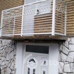 balkonska ograda od metala1
