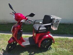 Električni tricikl