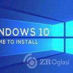 instalcija windows 10-17f0200d