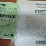 Masina za sivenje - Bagat - Jadranka 003-3cb6fc75