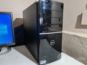 Dell Intel Core2Quad Q6600 2.4GHz/4GB-DDR2/HD 5450/500GB