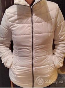 Bela punija zenska jakna vel. XL