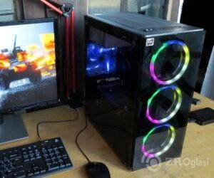 GAMER Ryzen 5 2600 6×3.90Ghz +ROG RX 570