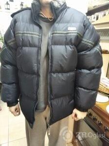 Debela zimska jakna-sport xi lie-XXL