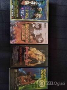4 Original VHS filma